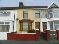 Terraced property in Walters Road, Llanelli...