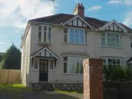 4 bed semi detached house in Clasemont Road...