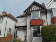 Detached property to rent in Gower Road, Sketty...