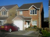 3 bedroom Detached home to rent in Heol Gwanwyn, Llansamlet...