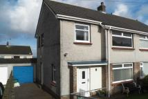 3 bed semi detached house to rent in Cae Folland, Penclawdd...