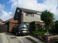 2 bed semi detached property in Rhodfa'r Eos...