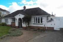 4 bed Detached Bungalow in Cherry Grove, Sketty...