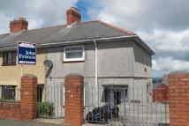 Terraced property in Goronwy Road, Cockett...