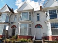 Terraced property in Beechwood Road, Uplands...