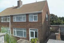 3 bedroom semi detached home in Cwmgelli Close, Treboeth...