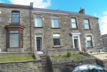 Terraced property in Stepney Street, Cwmbwrla...