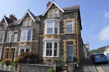 End of Terrace house for sale in Buarth Road, Aberystwyth...
