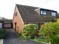 Semi-Detached Bungalow for sale in Erw Goch, Waunfawr...
