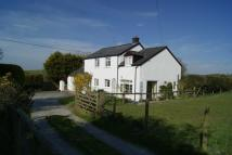 Detached property in Rhosygarth, Llanilar...