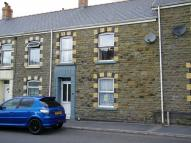 Terraced home in Penybanc Road, Ammanford...