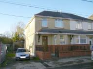 semi detached home in Pantyffynnon Road...