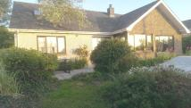 Detached Bungalow for sale in Tresaith Road, ABERPORTH...