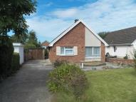 Detached Bungalow for sale in Heol Helyg, CARDIGAN...