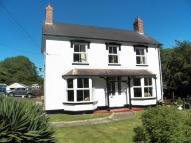 Detached home for sale in LLANGRANNOG, Ceredigion