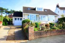 Detached house in Conway Crescent, Deganwy...