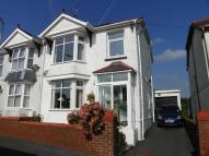 semi detached property in St Nons Avenue...