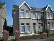 semi detached property for sale in Brighton Road, Gorseinon...