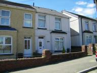 semi detached property in Loughor Road...