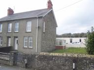 3 bedroom semi detached home in Drefach, Llanybydder...