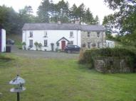 Detached property in Ffarmers, Lampeter...