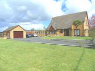 Detached home for sale in Heol Hen, Llwynhendy...