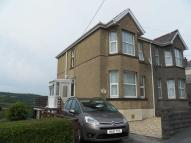 semi detached home in Heol Llanelli, Pontyates...