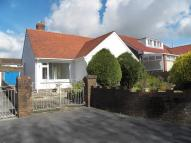 2 bed Detached Bungalow in Coedcae Road, Llanelli...