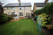 3 bed semi detached house in Elm Grove Road...