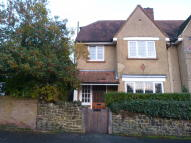 3 bed semi detached property in Northbrook Road...