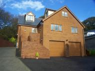 Detached house for sale in Back Drive, Skewen, NEATH