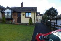 Semi-Detached Bungalow in Clos Blaencrymlyn...