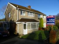 semi detached home for sale in Trallwn Road, Llansamlet...
