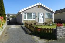 Detached Bungalow for sale in Heol Cae Glas...