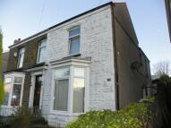 2 bed semi detached property in Llwyn Crwn Road...