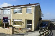 3 bed semi detached home in Heol Hafdy, Llansamlet...