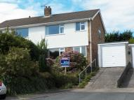 semi detached house for sale in Lundy Drive, West Cross...