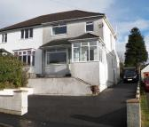 semi detached property for sale in Druslyn Road, West Cross...