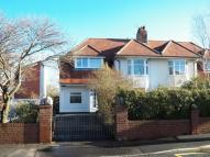 4 bed semi detached home for sale in Moorside Road...