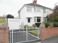 3 bed semi detached house for sale in Three Cliffs Drive...