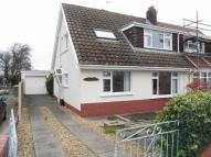 2 bedroom semi detached home in Beaufort Gardens, Kittle...
