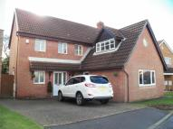 5 bed Detached house in Ffordd Draenen Ddu...