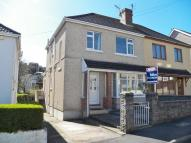 semi detached home in Druslyn Road, West Cross...