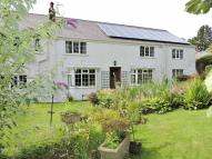 Detached home in Reynoldston, Gower...