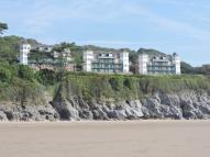 Flat in Caswell Bay Court...