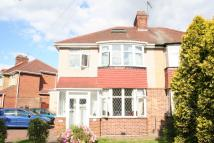 semi detached house in Hitherbroom Road, Hayes...