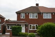semi detached property to rent in North Hayes...
