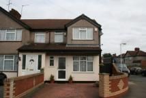3 bed semi detached property in Crowland Avenue, Hayes...