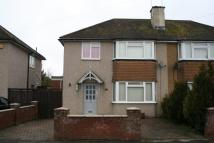 3 bedroom semi detached home in Morello Avenue...