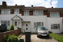 3 bed Terraced home in Greenford, Middlesex...